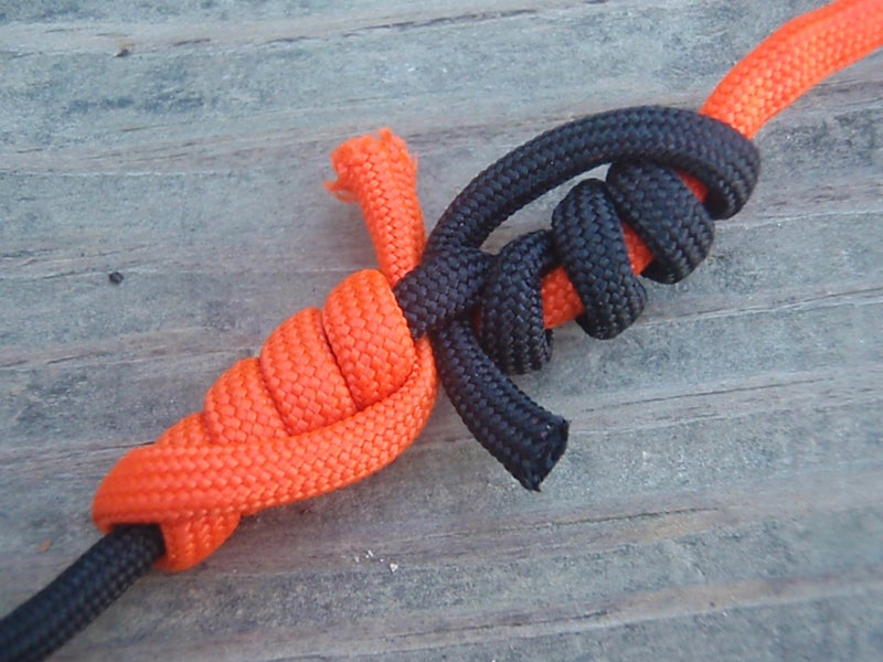 how to tie a blood knot