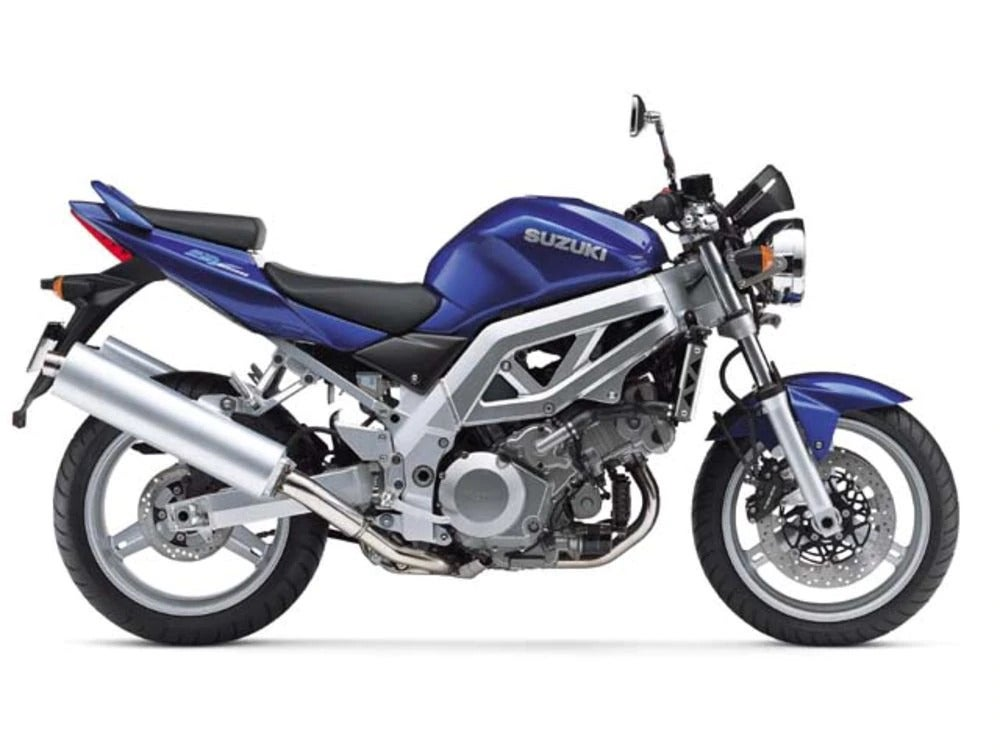 The Suzuki SV650 balances value and user-friendliness, making it a viable pick for a new rider.