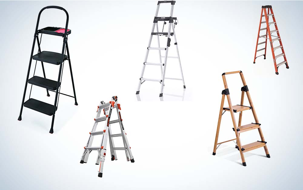 The best step ladders of 2021