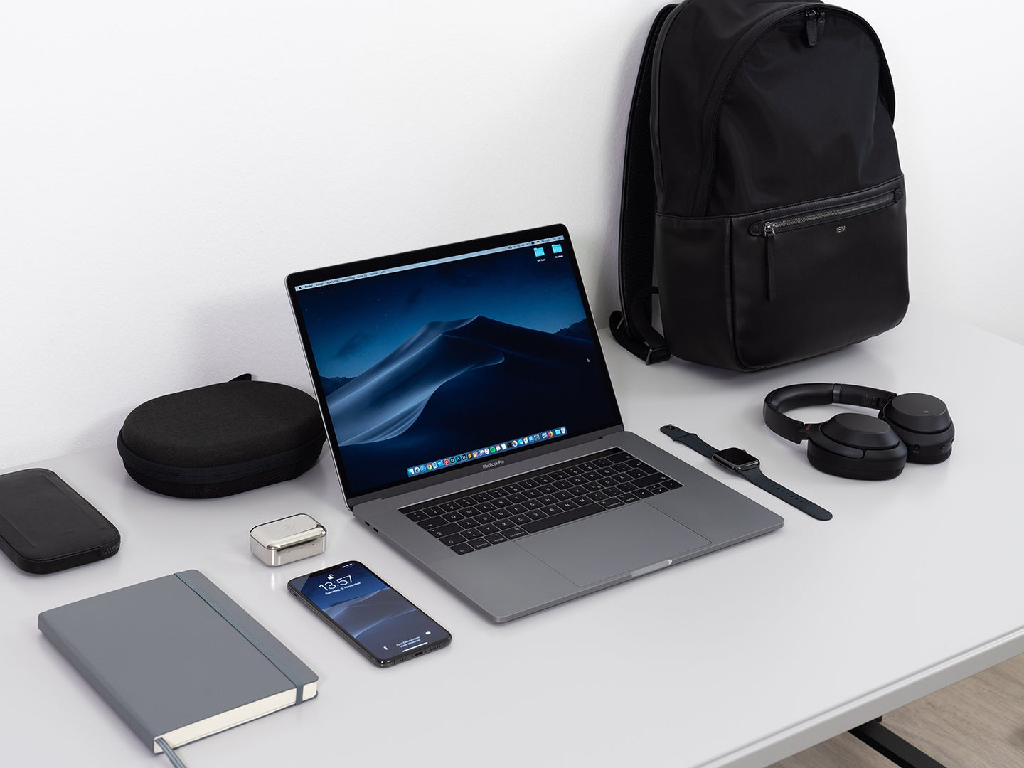 Laptop backpacks and accessories