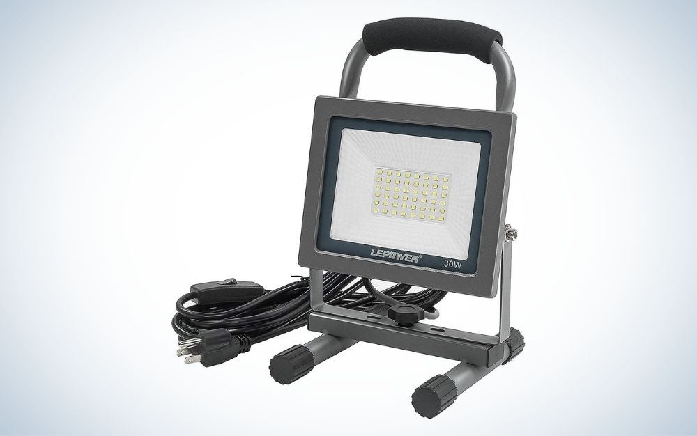 This LE Power work light is the best value.