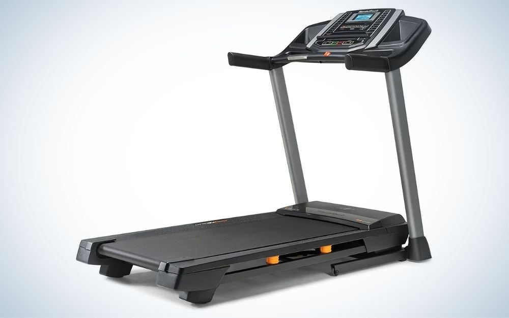 NordicTrack T Series 6.5 is the best overall treadmill.
