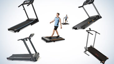 These are our picks for the best treadmills on Amazon.