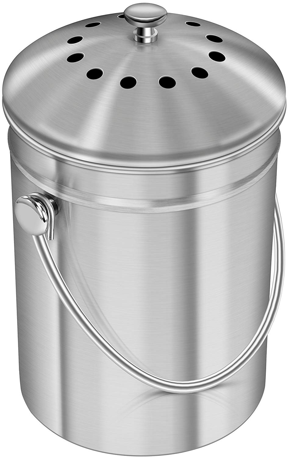 one-gallon compost container