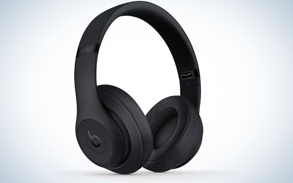 Beats Studio3 Wireless Noise Cancelling Over-Ear Headphones are best for working out.