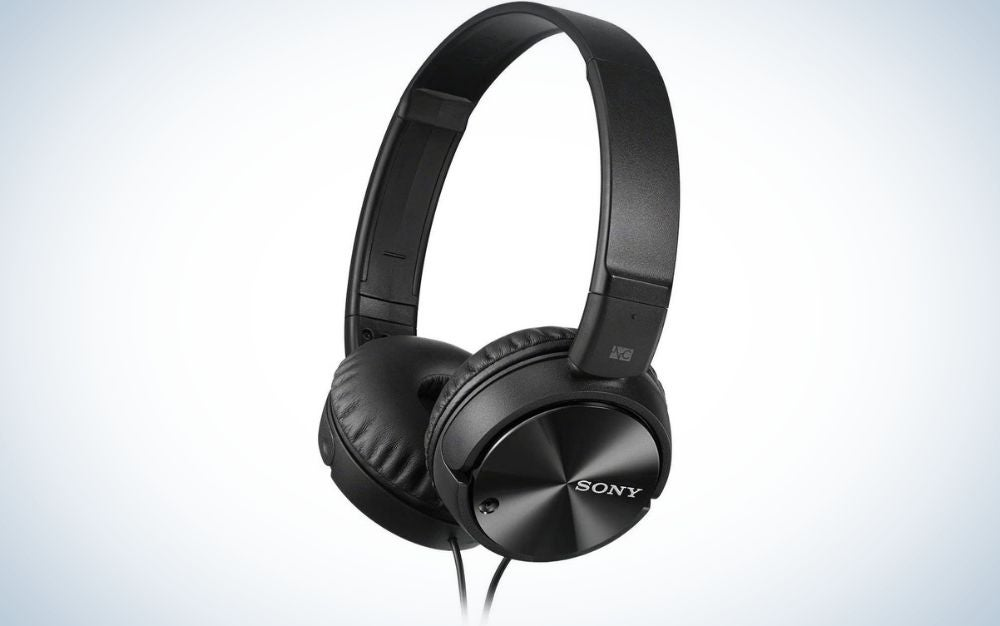 Sony MDRZX110NC Noise Cancelling Headphones are best budget.