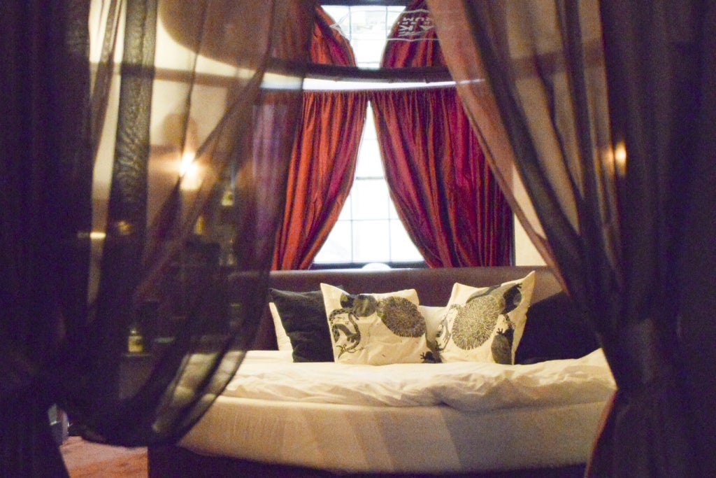 Kraken's Lair Suite at the Hotel Pelirocco in Brighton, England