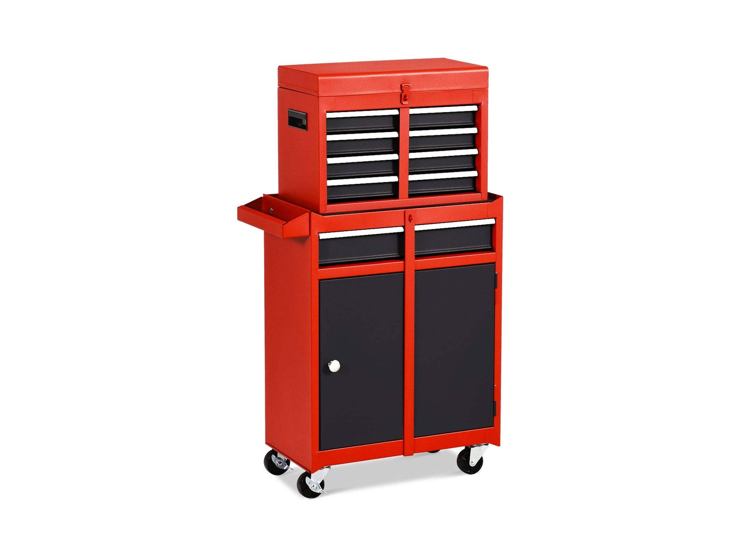 Goplus 5-Drawer Rolling Tool Chest