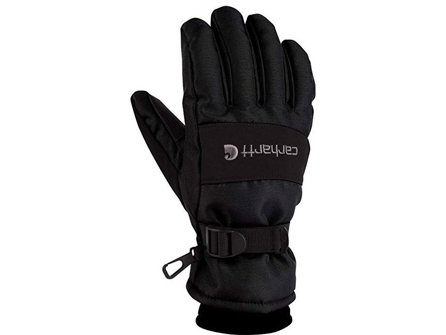 well-insulated pair of gloves
