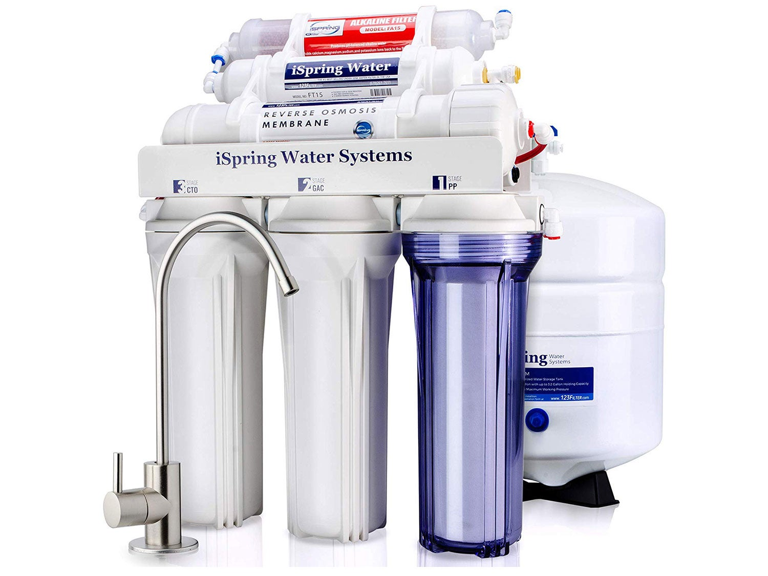 water filter for the tap