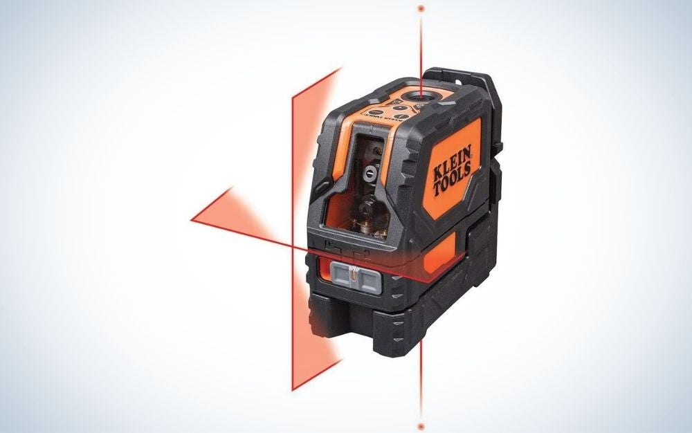 The Klein Tools Laser Level is the best multi-function.
