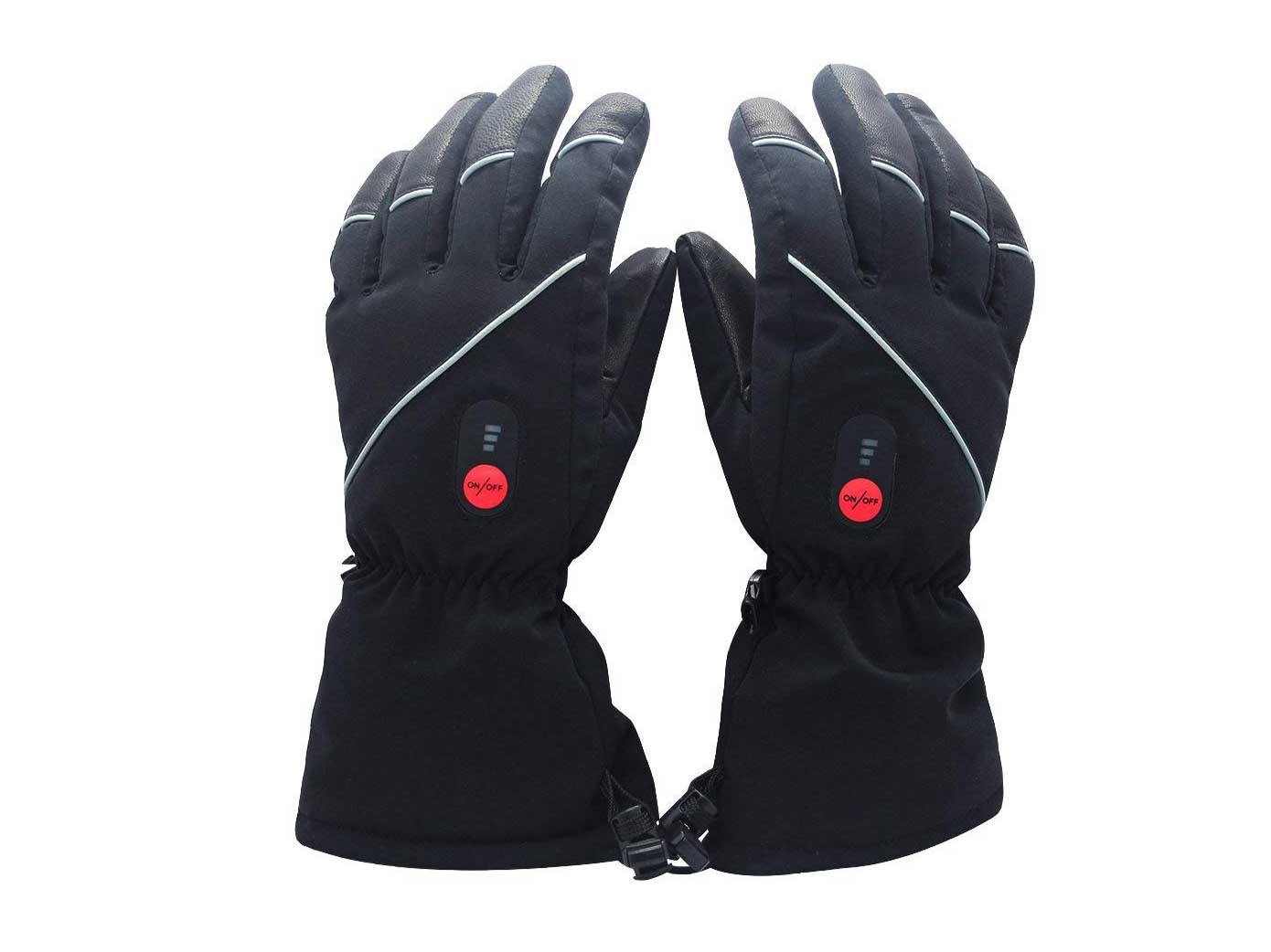 Savior Heated Gloves for Men Women, Electric Heated Gloves