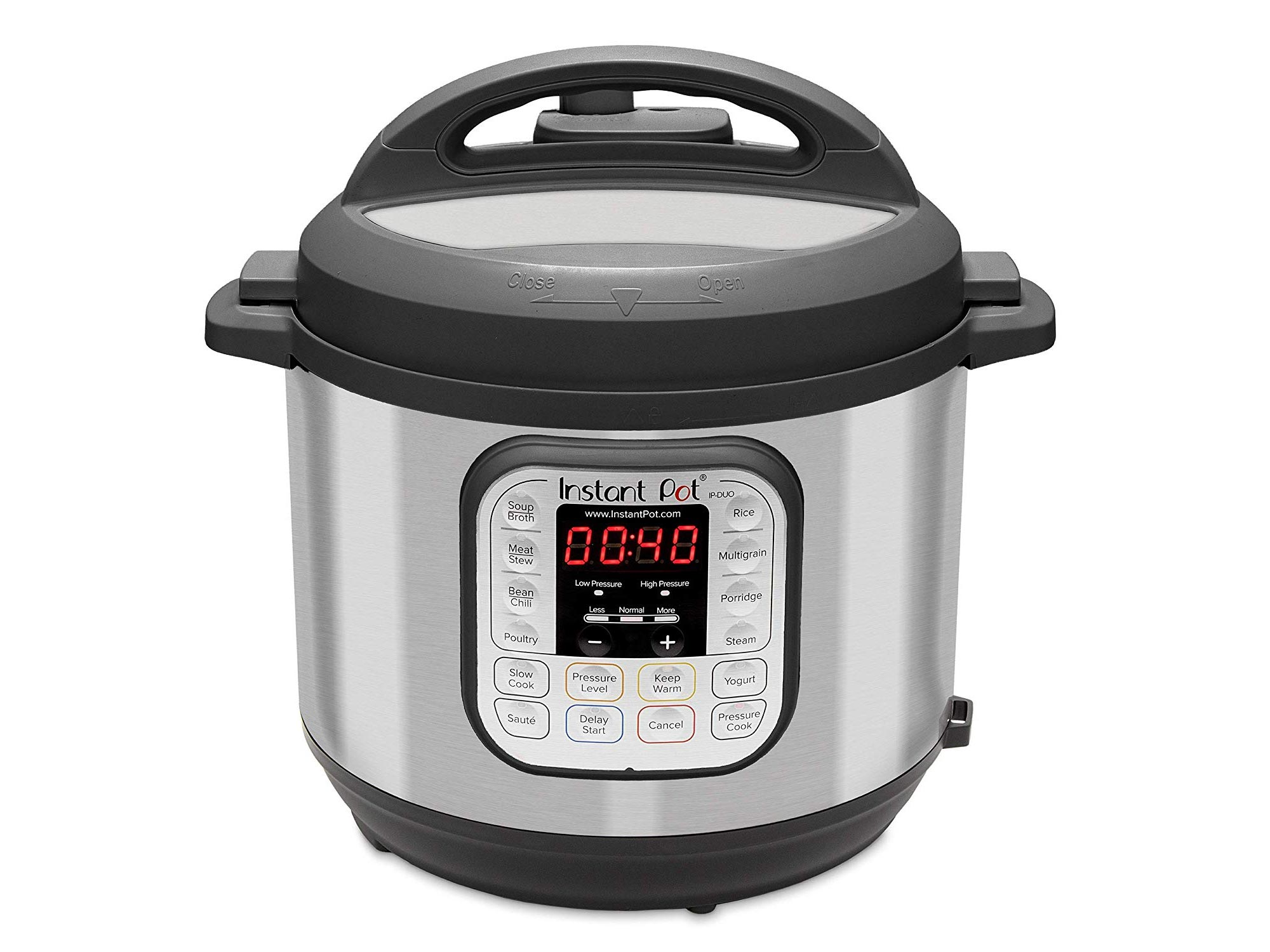 Instant Pot Duo 60 321 Electric Pressure Cooker