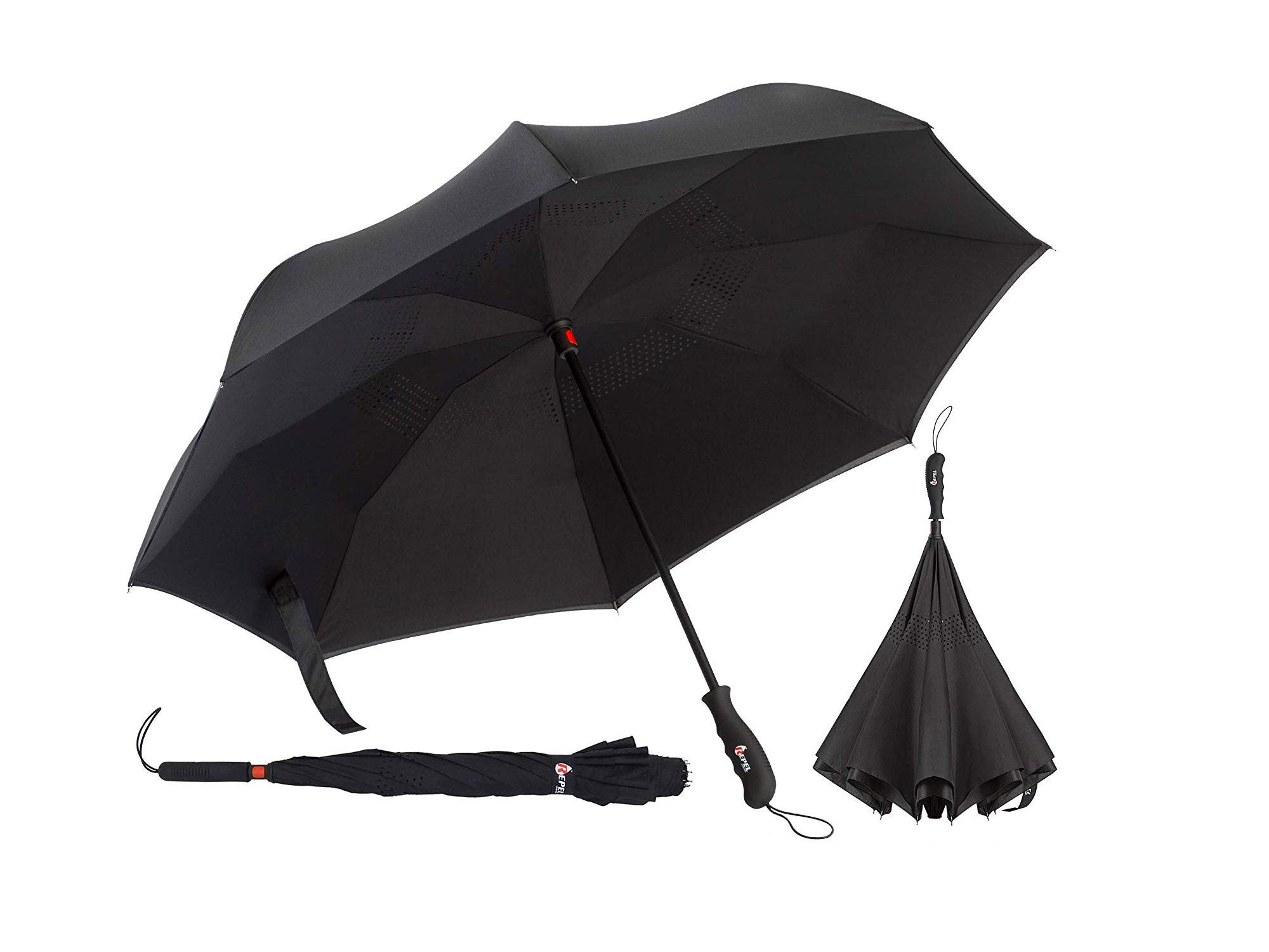 Umbrella for two people