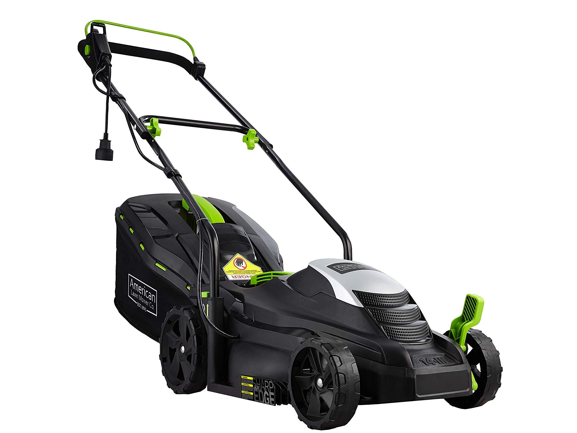 American Lawn Mower Company 14-Inch 11-Amp Corded Electric Lawn Mower