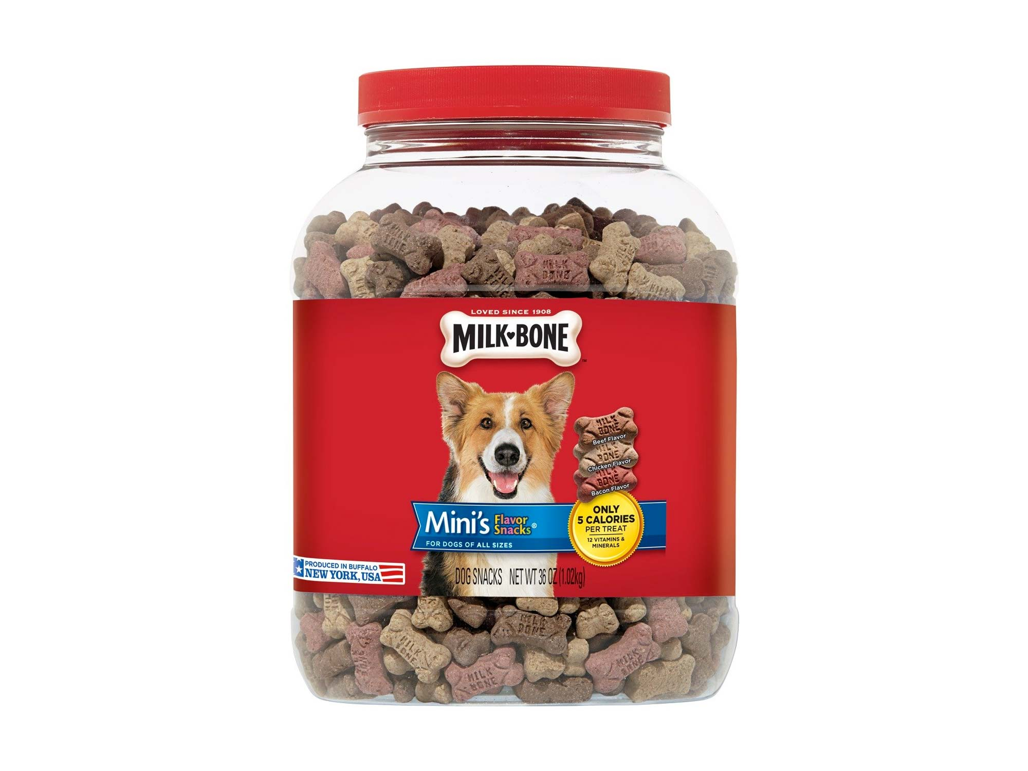 Milk-Bone Flavor Snacks