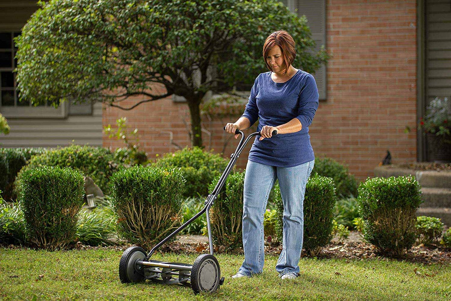 Three Ways to Mow Your Lawn Without Gasoline