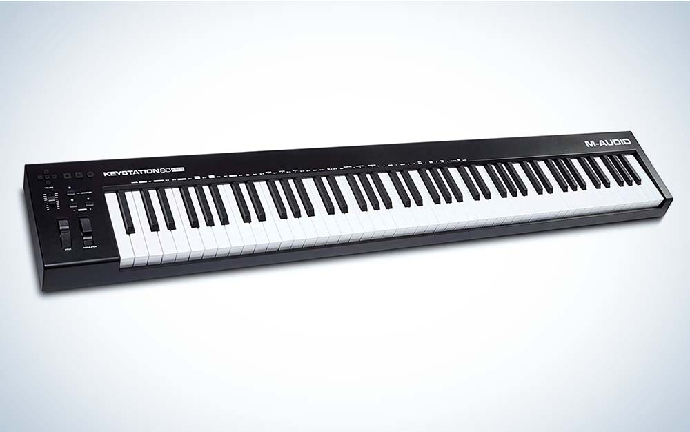 The M-Audio Keystation 88 MK3 is the best value.
