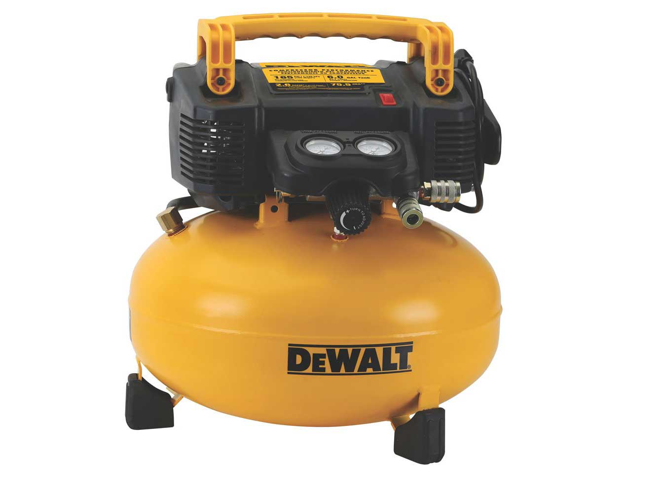 DEWALT Pancake Air Compressor