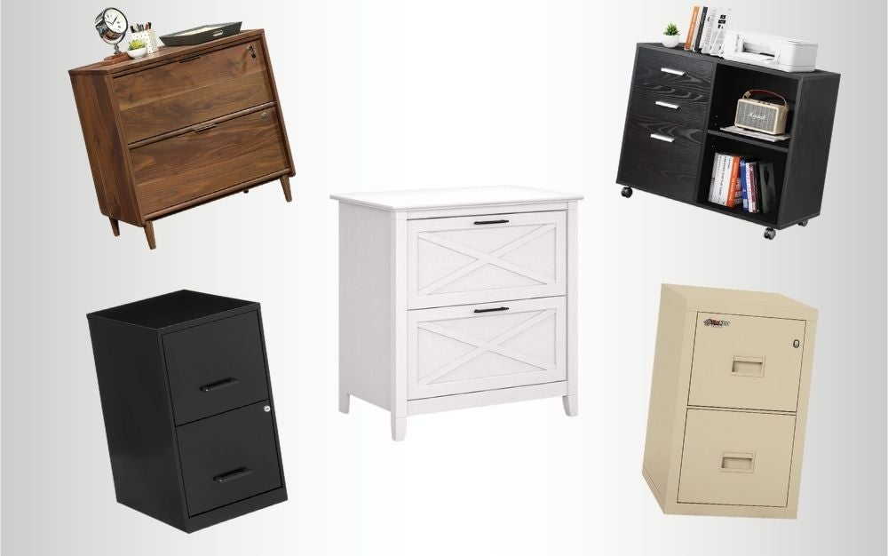 The Best File Cabinets of 2021