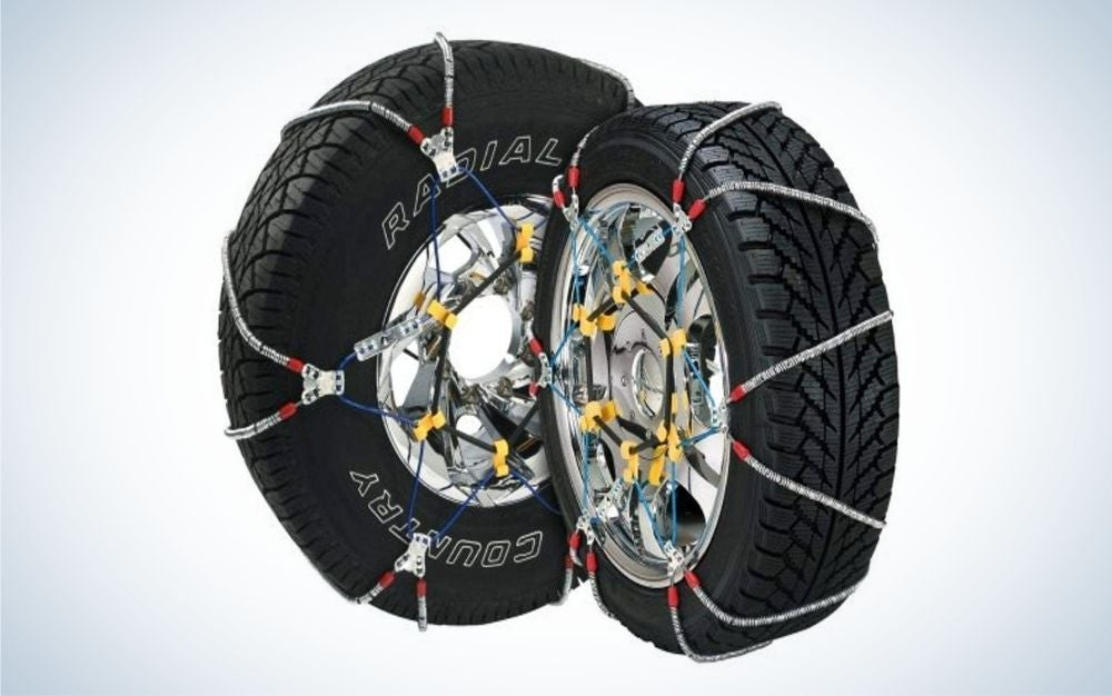 Security Chain Company Super Z6 is the best value tire chain.