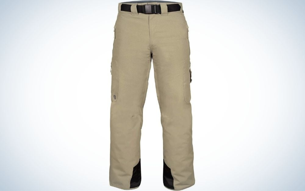 Wildhorn Outfitters mens Snow Pants are the best for more than snowboarding.