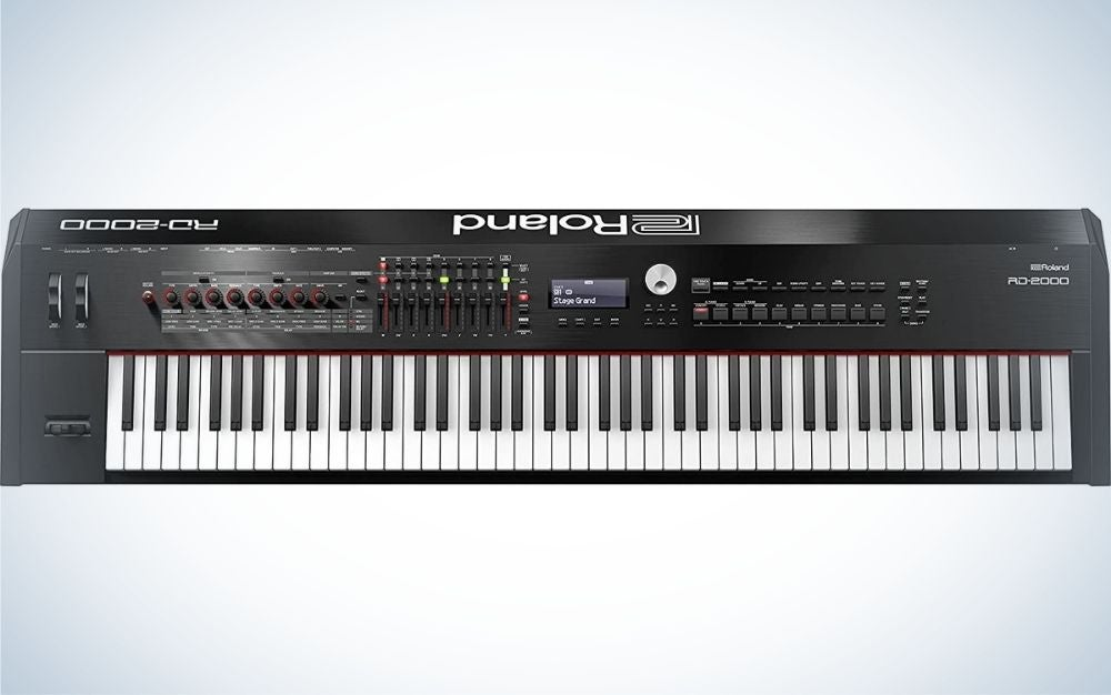 The Roland RD-2000 is the best electric piano overall.