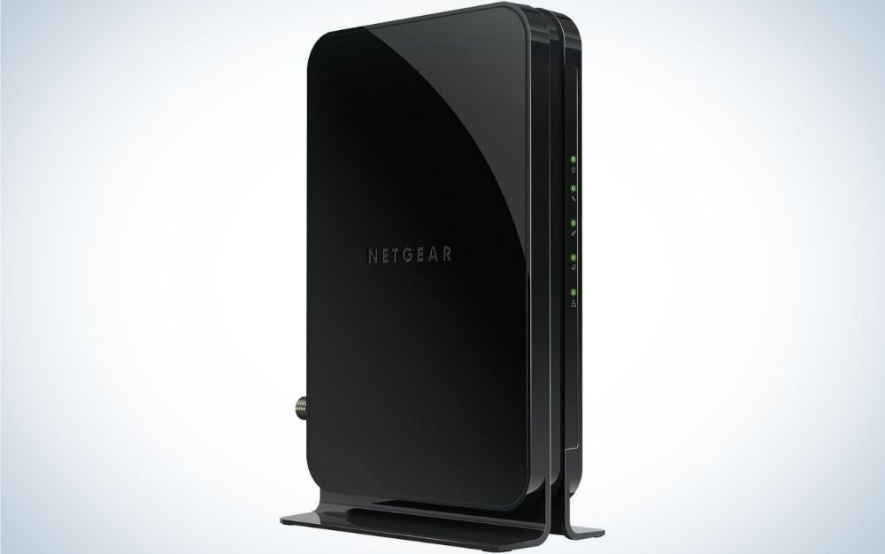 The NETGEAR CM500 Cable Modem is the best value.