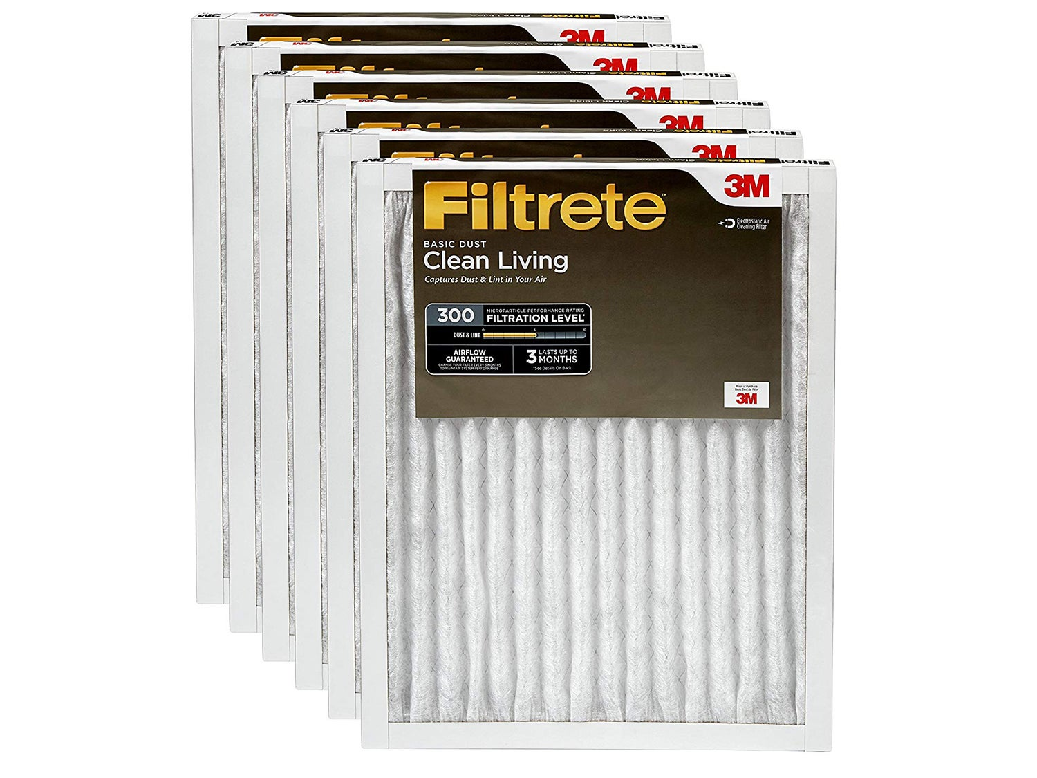 Filtrete 16x25x1, AC Furnace Air Filter