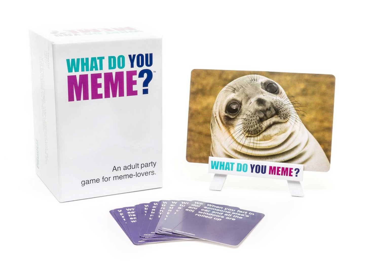 What Do You Meme? game