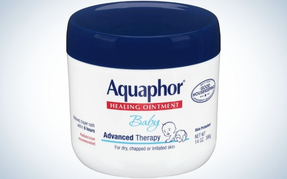 Aquaphor Baby Healing Ointment is the best diaper cream.