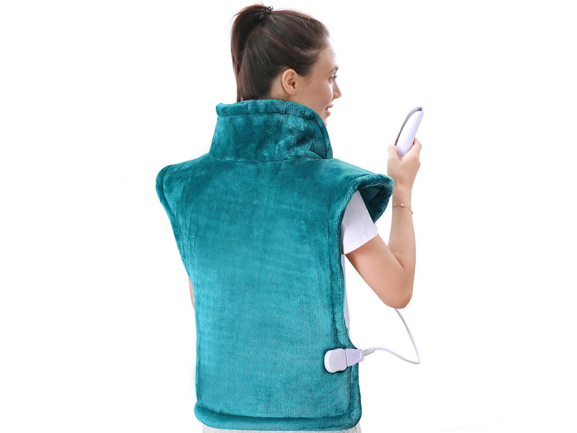 Large Heating Pad for Back and Shoulder, 24