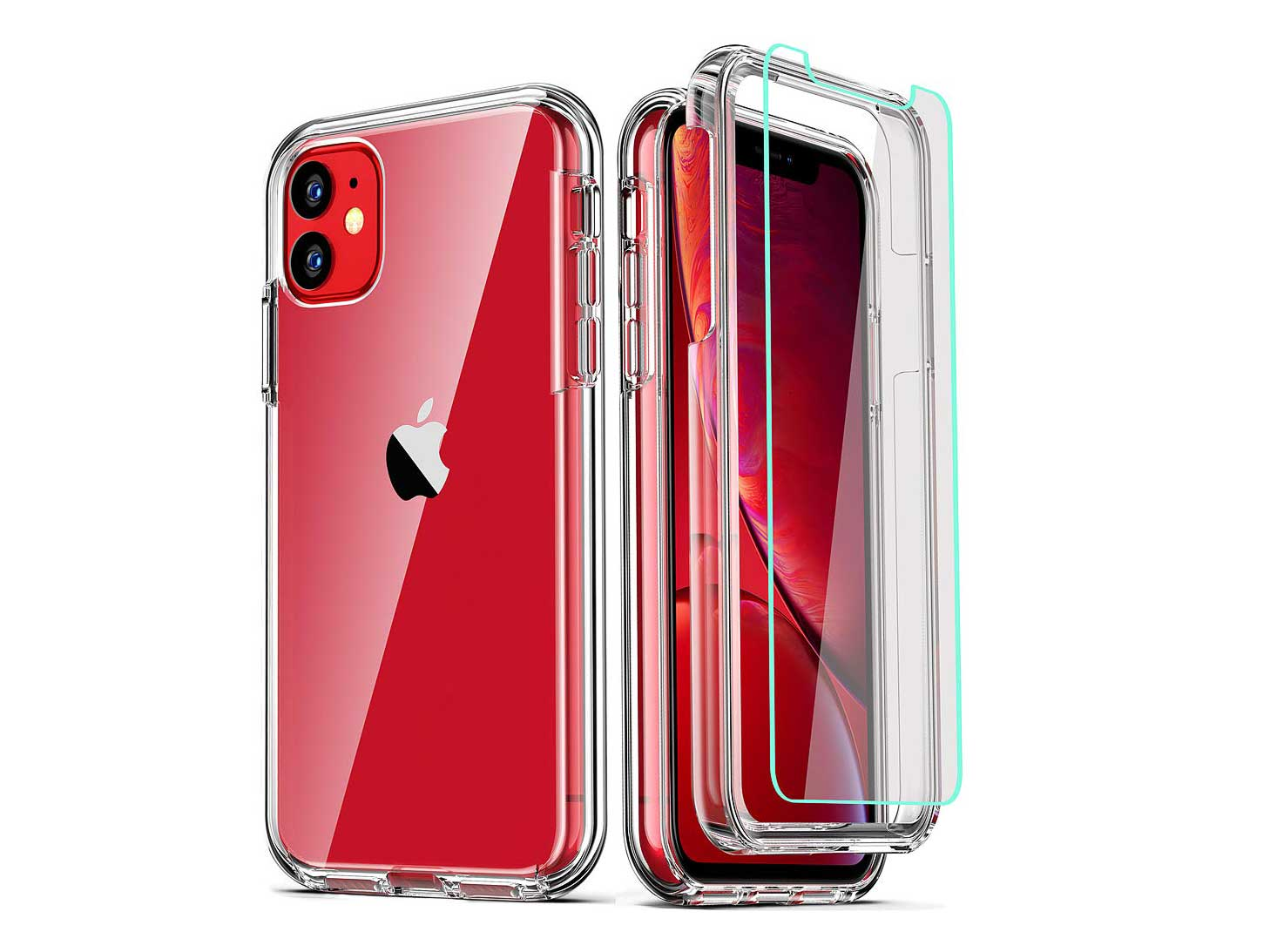 COOLQO Compatible for iPhone 11 Case