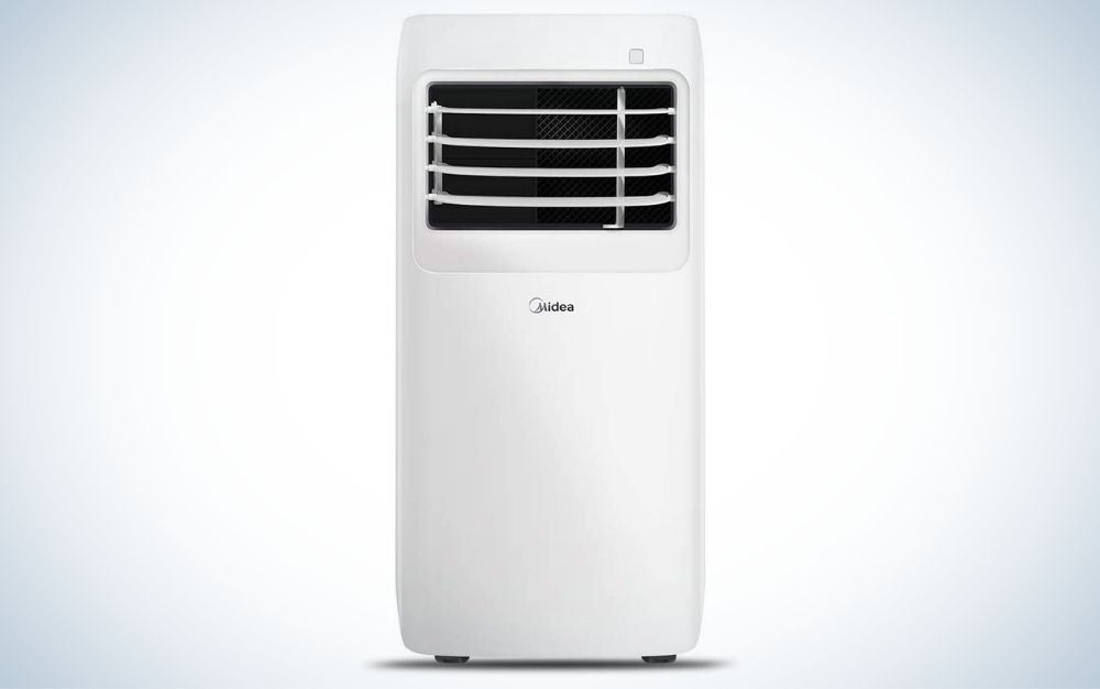 The Midea Air Conditioner/Dehumidifier is the best portable air conditioner for humid climates.