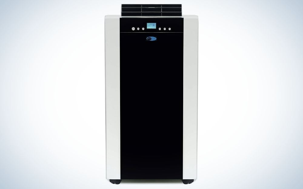 The Whynter Dual Hose Portable Air Conditioner is the best overall.