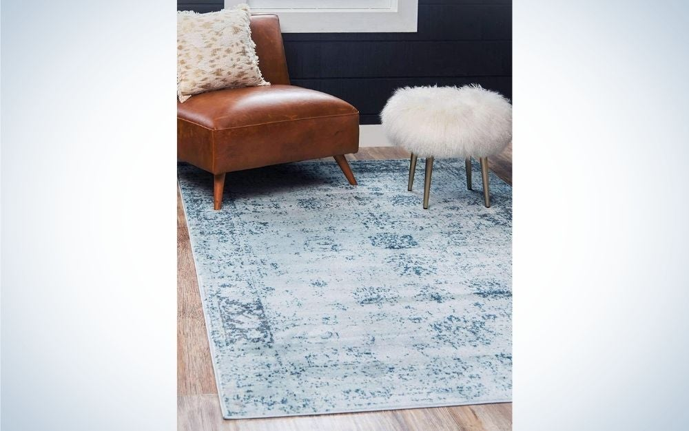 The Unique Loom Sofia Collection Area Traditional VIntage Rug is the best value.