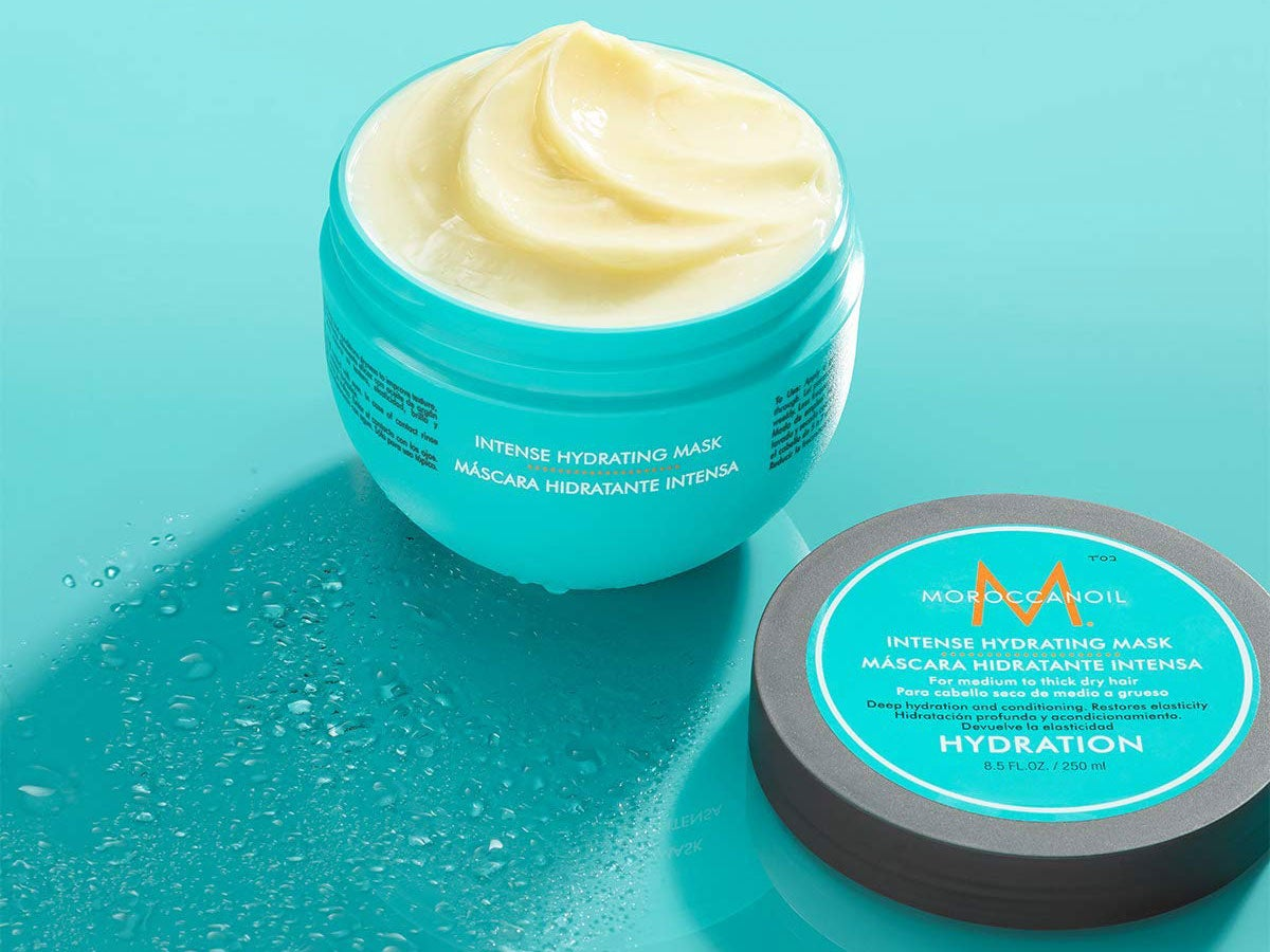 Moroccanoil hydration hair mask
