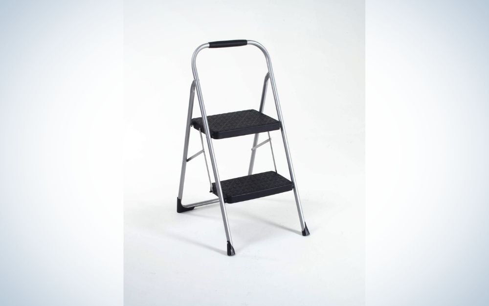 The COSCO Two Step Folding Step Stool is the best overall.