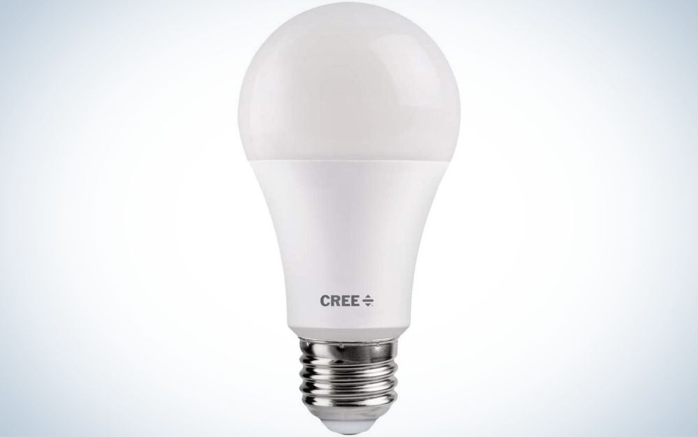 The Cree Lighting Equivalent LED Bulb is the best value LED bulb.