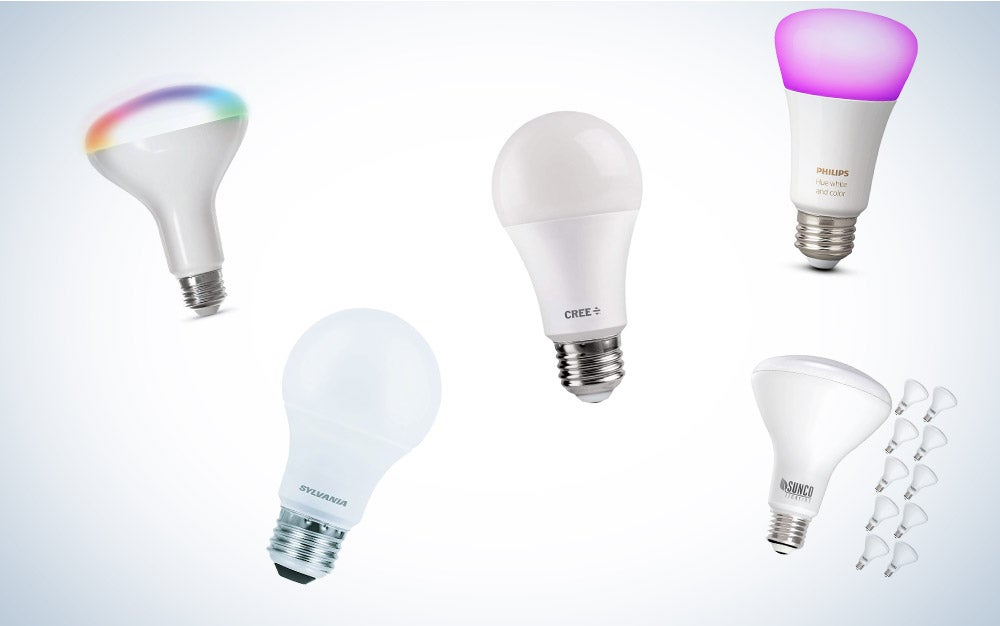 These are our picks for the best LED light bulbs on Amazon.
