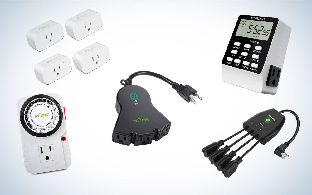 These are our picks for the best outlet timers on Amazon.