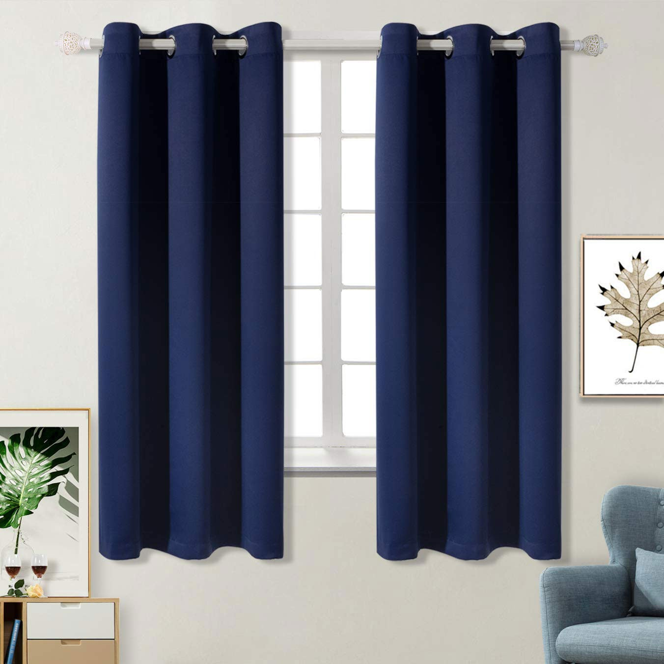 BGment Blackout Curtains for Bedroom