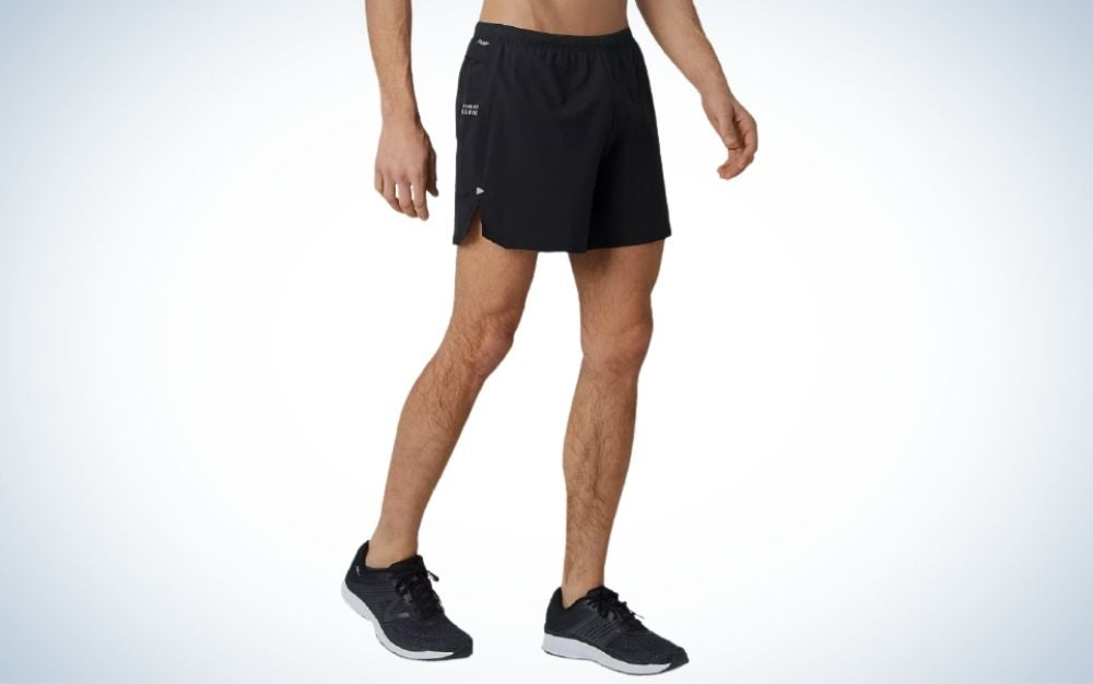 The New Balance Impact Men's Running Shorts are the best overall.