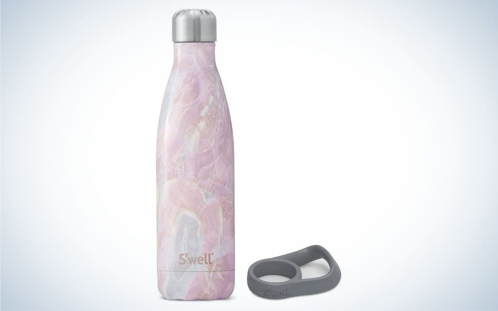The S'well Stainless-Steel Water Bottle is the best overall.