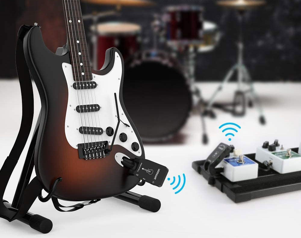 wireless guitar systems