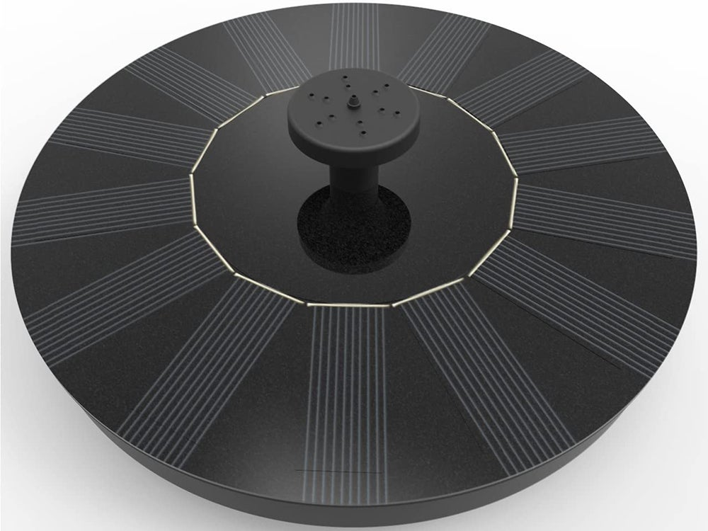 Solatec Solar Fountain