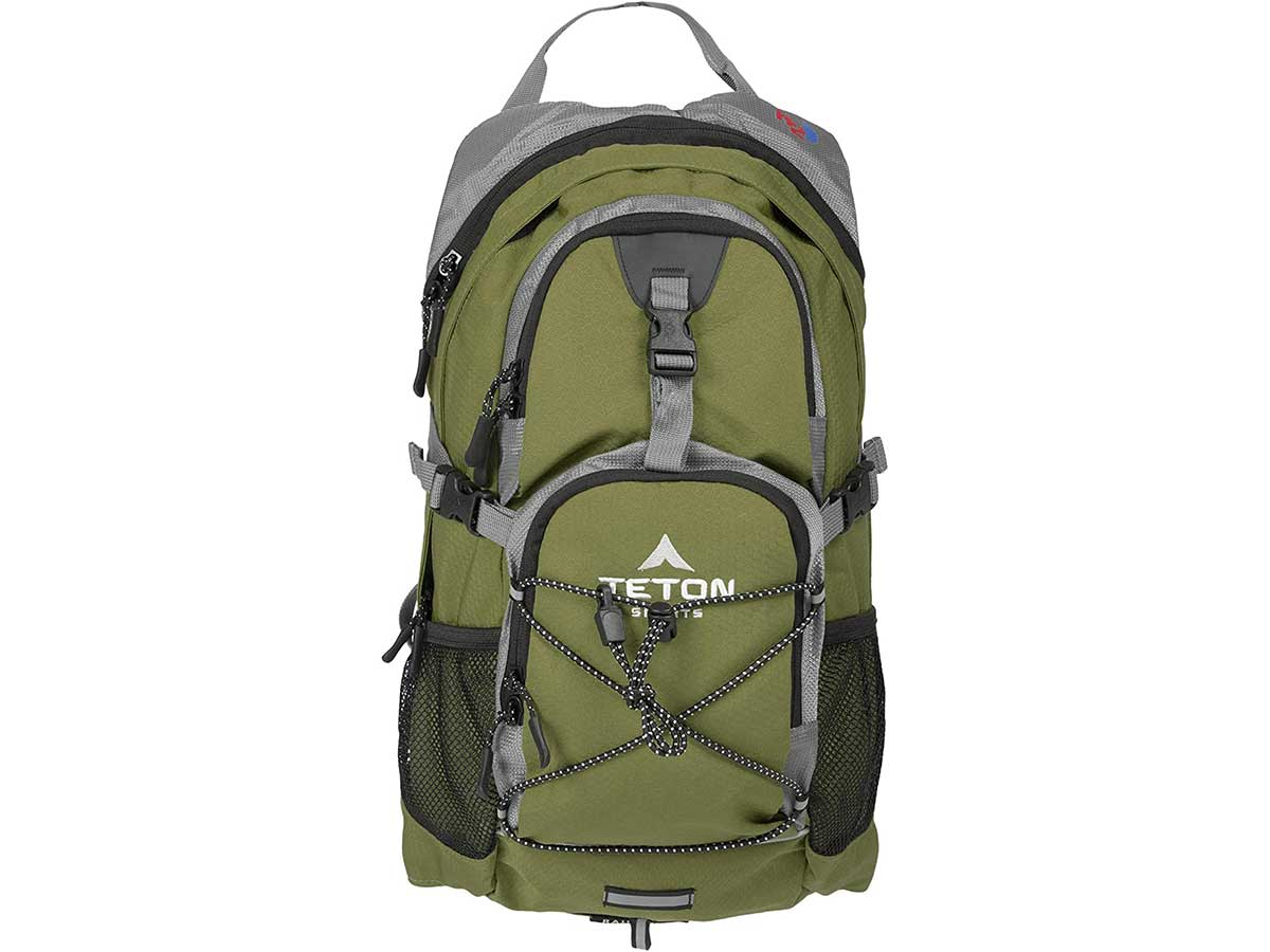 two-liter hydration pack