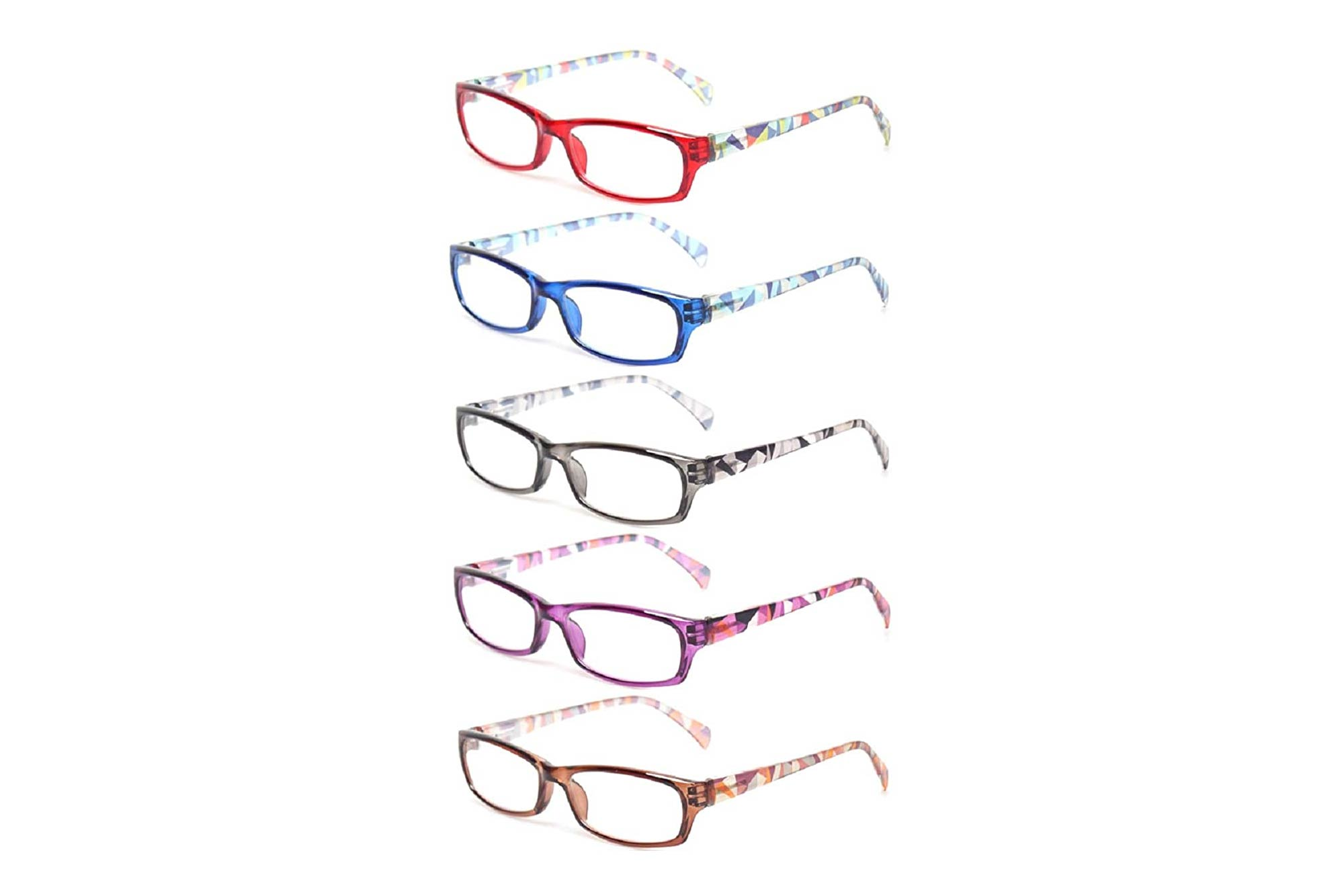 Reading Glasses 5 Pairs