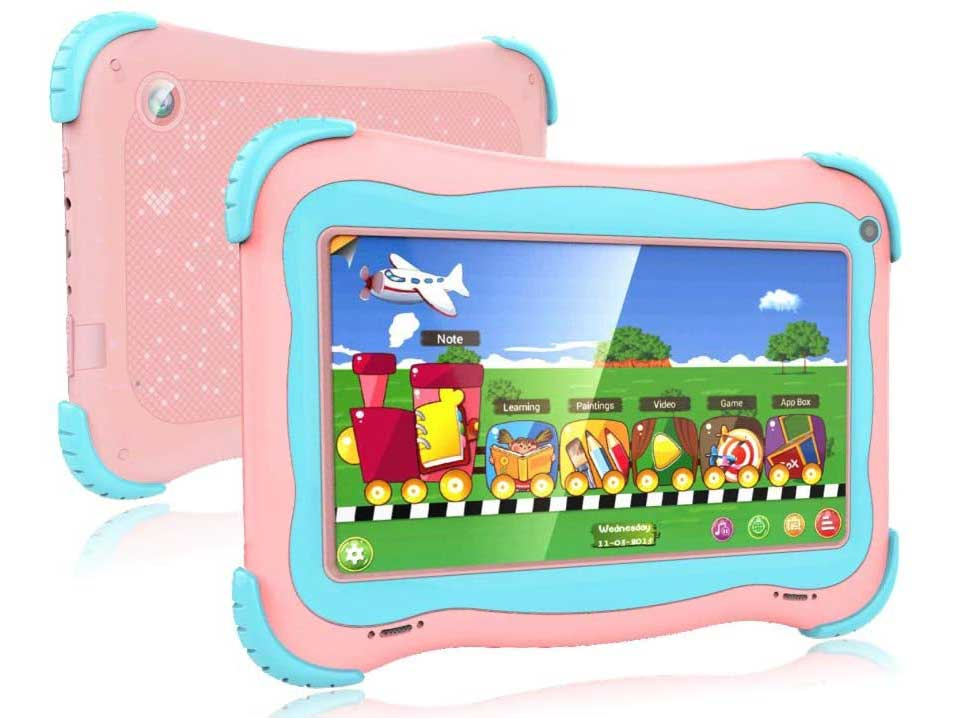 Android Kids Tablet Toddler