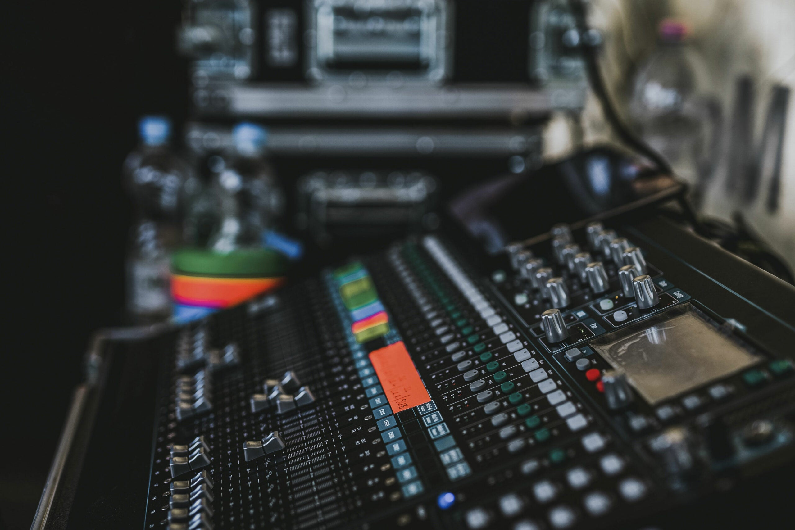 Three keys to consider when buying a sound mixer
